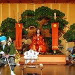 番田神代神楽写真1