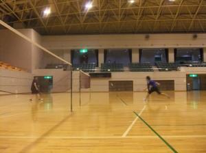 金田vs鈴木