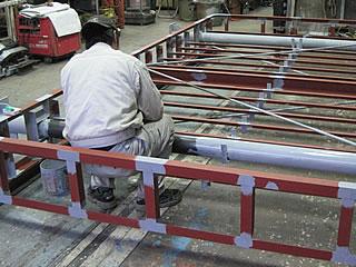 自立型看板の制作・施工事例