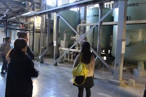 4浸出水処理施設